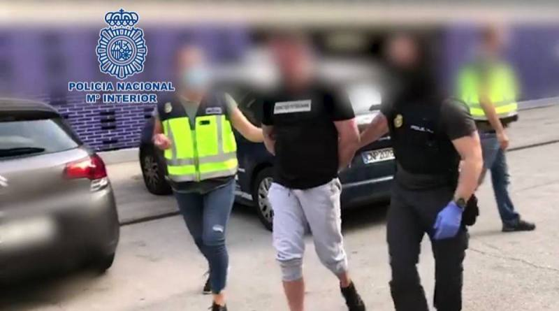 La Policía Nacional detiene en la provincia de Barcelona a un hombre que profirió proclamas vejatorias y de incitación al odio a una profesora de filosofía
