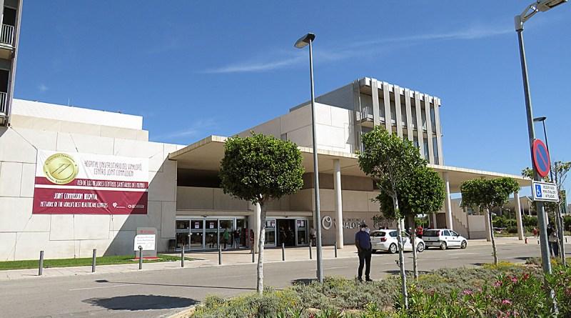 El Hospital Universitario de Torrevieja organiza una visita virtual a futuros residentes