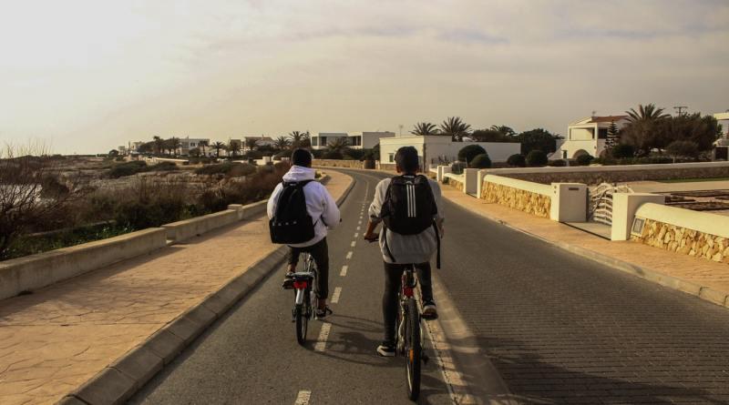 COVID-19: La bicicleta como alternativa de transporte individual contra las aglomeraciones en el transporte publico