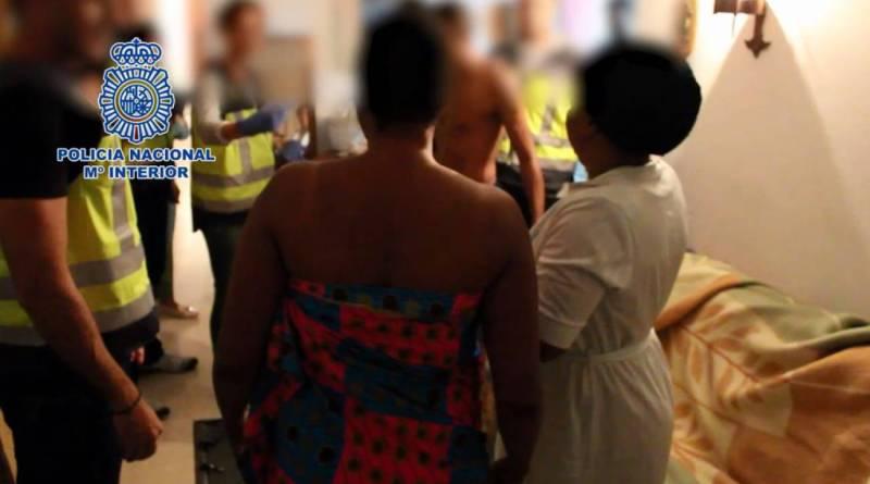 Liberadas dos mujeres sometidas al rito vudú-juju