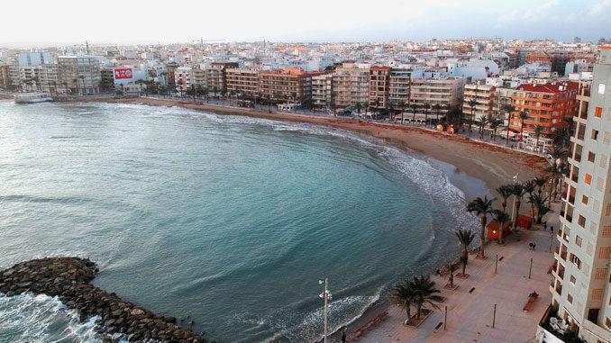 Horario de las Playas de Torrevieja