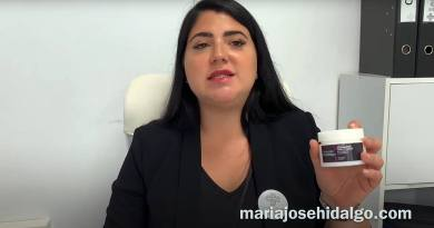 CREMA REAFIRMANTE PARA CARA Y CUELLO MARÍA JOSÉ HIDALGO