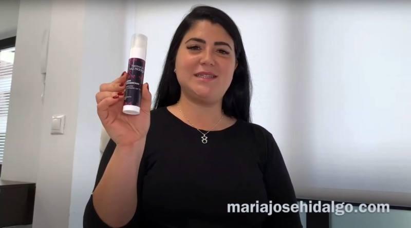 Fluido Antimanchas | Tratamiento de las manchas de la piel María José Hidalgo