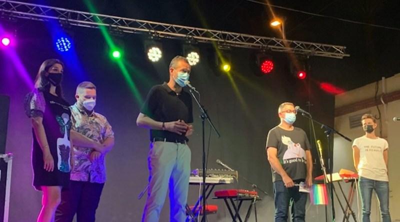 L'Escorxador en Elche alberga la edición 2021 del Festival Diversa con un pregón reivindicativo a favor de los derechos del colectivo LGTBI