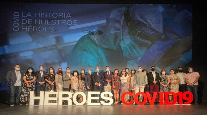 """Carlos González: el documental """"COVID-19, la historia de nuestros héroes"""" muestra el trabajo, el compromiso y la vocación de los sanitarios durante la pandemia"""