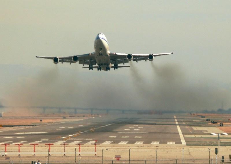El material reducirá significativamente el ruido creado por las aeronaves