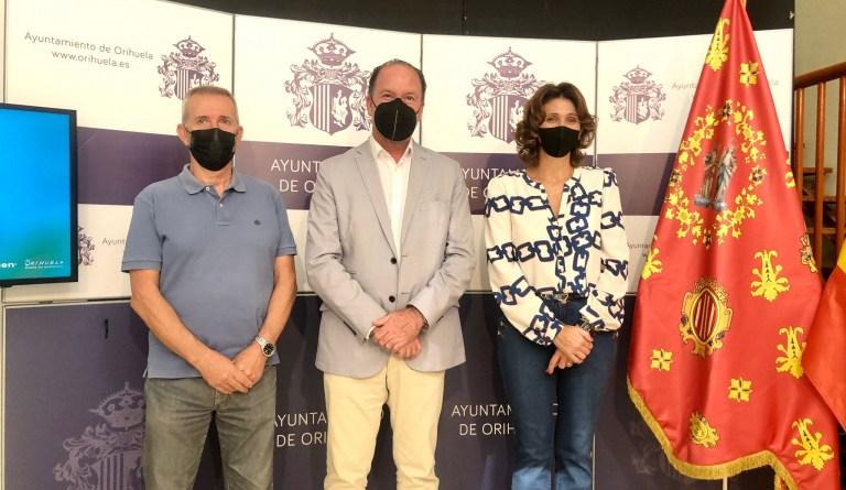 Orihuela opta a los Fondos Europeos con un proyecto de Sostenibilidad Turística en Destino cercano a los tres millones de euros