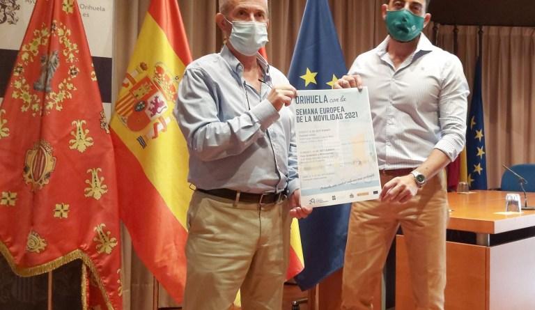 Las concejalías de Medio Ambiente y Transportes de Orihuela organizan diferentes actividades con motivo de la Semana Europea de la Movilidad