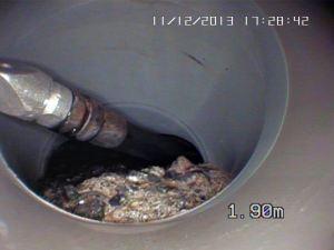 Mise en place du nettoyeur haut pression