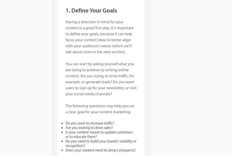 How To Write Scannable Online Content 4 Quick Tips Internet