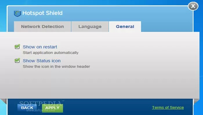 hotspot shield with crack