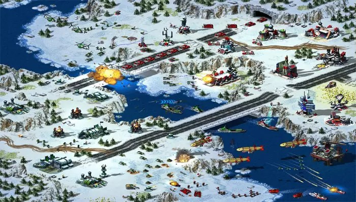 Red Alert 2 Download By A2zCrack 2015