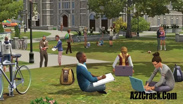 The Sims 3 Crack