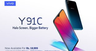 Vivo Y91c price in pakistan