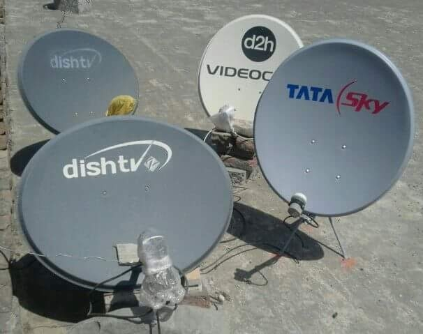 DTH Installation services