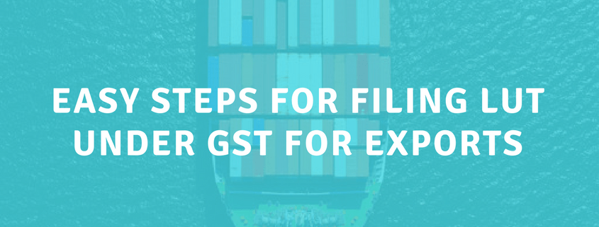 Gstn enables online filing of letter of undertaking lut a2z gstn enables online filing of letter of undertaking lut a2z taxcorp llp spiritdancerdesigns Gallery