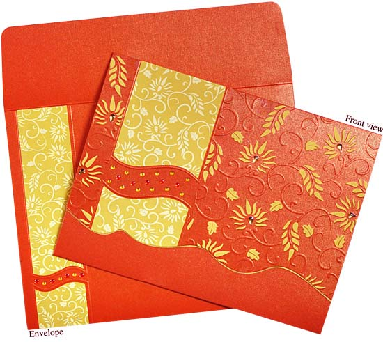 Simple Latest Hindu Wedding Cards Desings Rich Marriage Invitation Traditional South Indian North