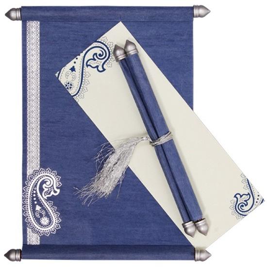 a2z scroll wedding cards, scroll wedding invitations, scroll invitations