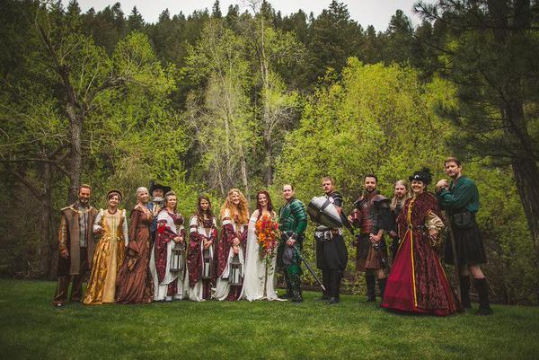 Medieval Themed Wedding Ideas | Wedding Invitations ...