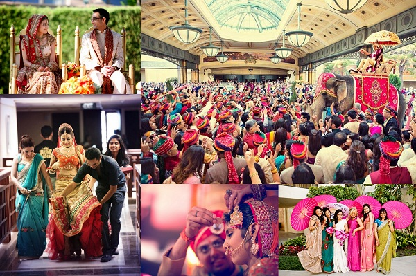 Indian NRI Wedding