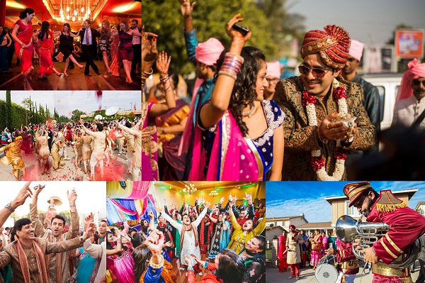 Indian NRI Wedding Function