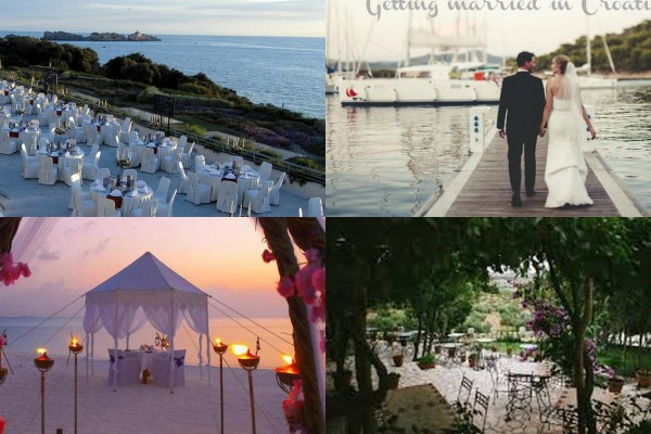 Croatia Wedding Destination