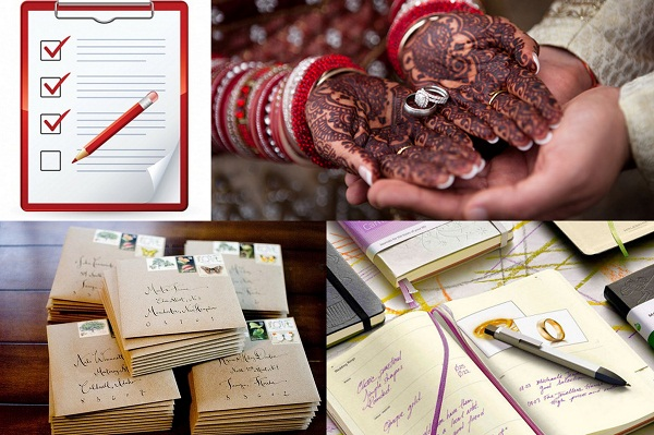 Indian Wedding Planning Checklist