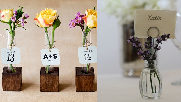 Miniature Vases Wedding Favor | A2zWeddingCards