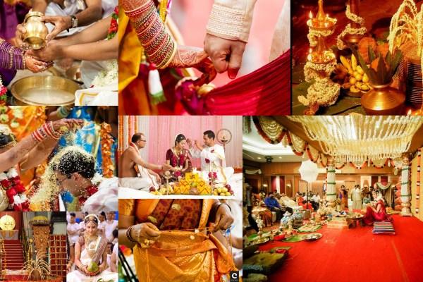 South Indian Wedding Customs-A2zWeddingCards