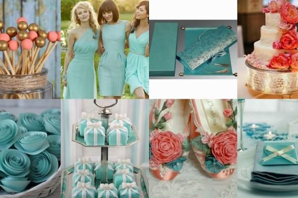 Scuba Blue WeddingTheme-A2zWeddingCards