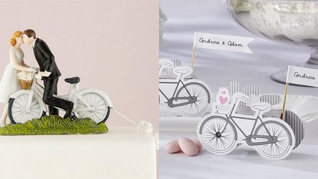 Bicycle Wedding Favors | A2zWeddingCards
