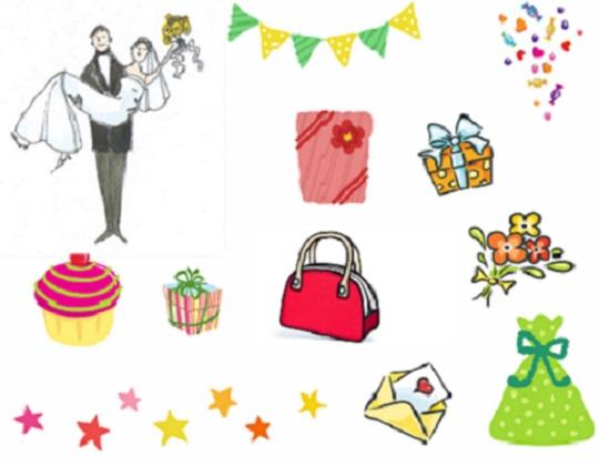 Wedding Favors Ideas | A2zWeddingCards