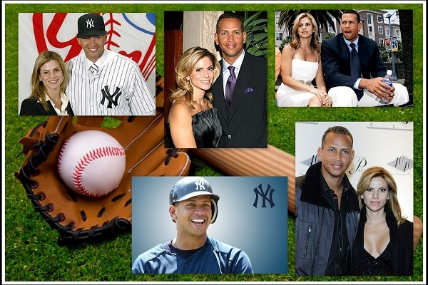 Alex Rodriguez and Cynthia Scurtis - A2zWeddingCards