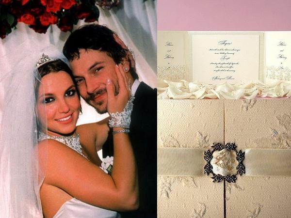 Briatney and Kevin's Wedding Invitations - A2zWeddingCards