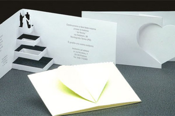 Paper Folding Wedding Invitations - A2zWeddingCards