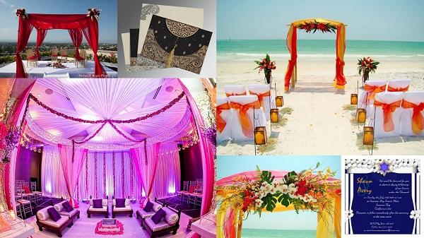 Canopy Weddings - A2zWeddingCards