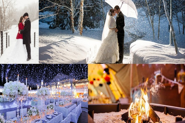 Winter Wedding - A2zWeddingCards