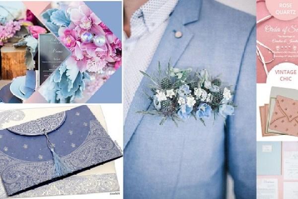 Pantonoe Color 2016- Wedding Invitations - A2zWeddingCards