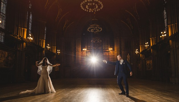 15 Magical Harry Potter Theme Wedding Ideas!