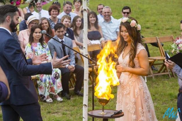 Goblet of Fire - Harry Potter Theme Wedding Ideas