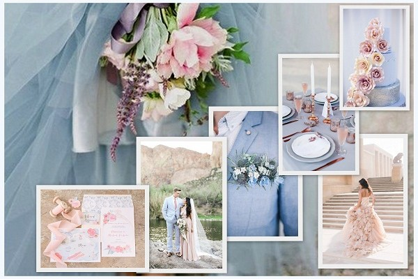 Pantone Inspired Spring Wedding 2016 - A2zWeddingCards