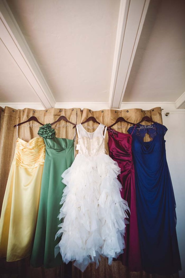 Wedding Dresses - Harry Potter Theme Wedding Ideas