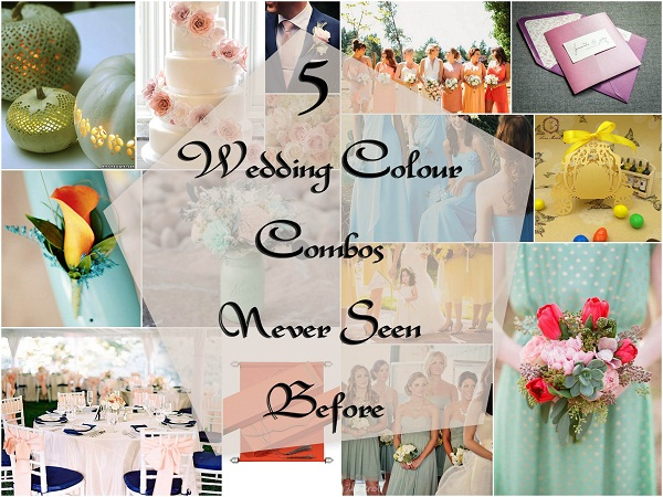 Wedding Colour Combos Wedding Ideas A2zweddingcards