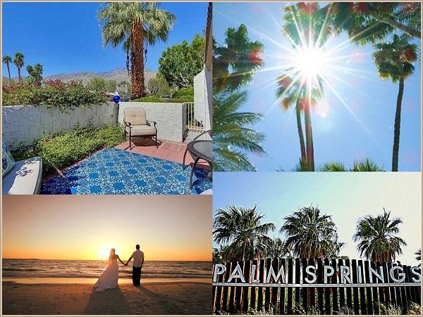 Palm Springs Weddings Sunshine - A2zWeddingCards