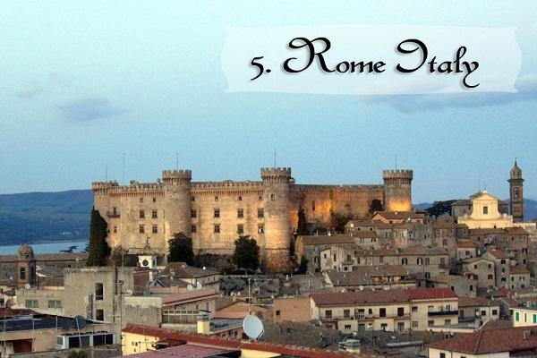 Rome Italy - A2zWeddingCards