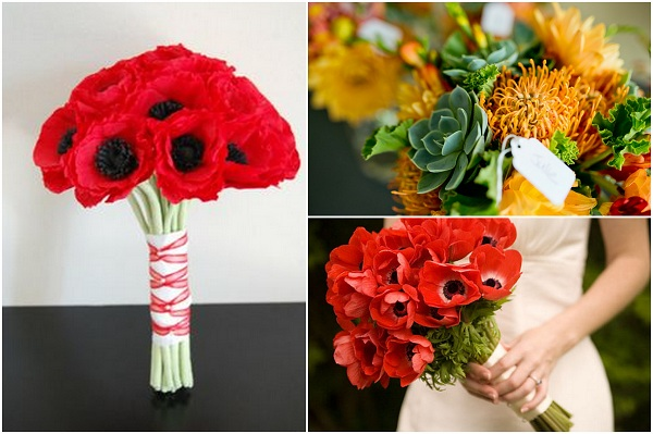 Beautiful poppies - A2zWeddingCards