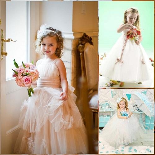 Flower Girls - wedding trends 2017 - A2zWeddingCards