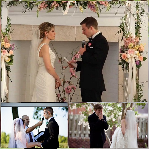 Singing Wedding Vows - Wedding Trends 2017 - A2zWeddingCards