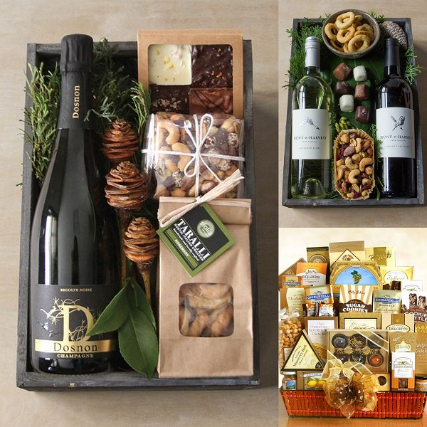 Gourmet Gift Basket - Wedding Gifts - A2zWeddingCards