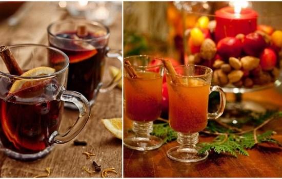 Christmas Wedding Drink Ideas - A2zWeddingCards